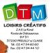 logo DTM Loisirs créatifs