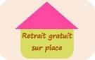 picto retrait gratuit sur place Morbihan, toutenboisetcie
